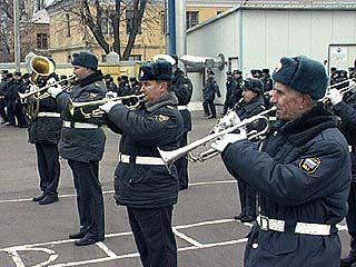 Борис Скрынников посетит полк милиции