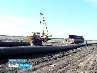 """Борисоглебск вошел в федеральную программу """"Чистая вода"""""""