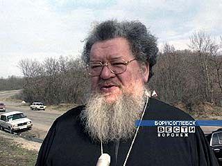 Борисоглебск встретил владыку Сергия тепло и радушно