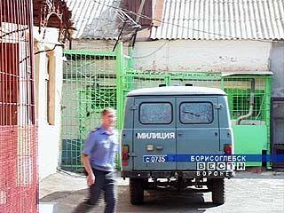 Борисоглебские милиционеры раскрыли дерзкое и жестокое преступление