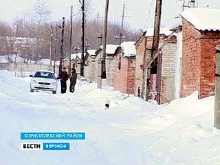 Борисоглебские милиционеры выяснили подробности жестокого убийства