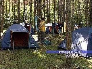 Борисоглебские школьники 3 дня будут жить в лесу