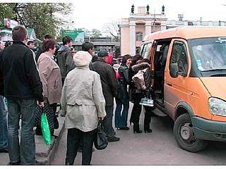 Борисоглебские водители не спешат выходить на митинг