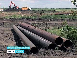Борисоглебцы, наконец, смогут забыть о дефиците воды