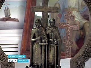 Борисоглебцы решили скинуться на строительство памятника князьям