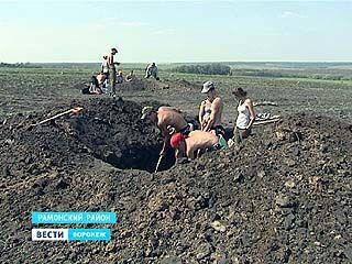 Бойцов сибирской дивизии, оборонявшей Воронеж в годы войны, приехали искать земляки