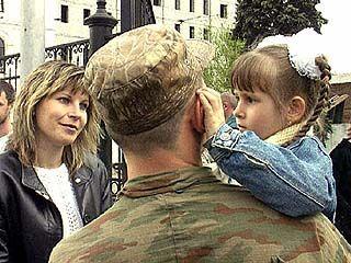 Бойцы спецназа ФСБ вернулись из Чечни в полном составе