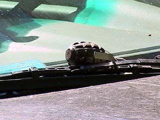 Брат экс-главы Каширского района обнаружил на автомобиле гранату