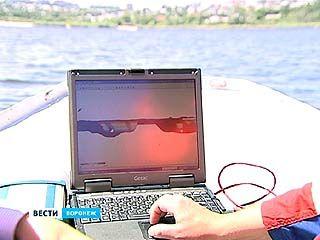 Будет создана объемная модель Воронежского водохранилища