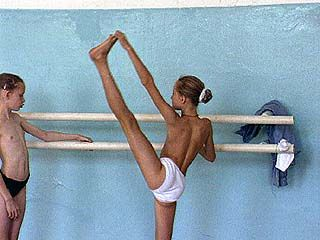 Будущие звезды балета проходят конкурсный отбор в хореографическое училище