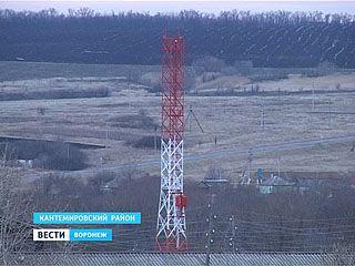 Бугаёвка теперь не в зоне украинского роуминга, здесь построили вышку
