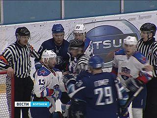 """Буран"" уступил одно очко сопернику - ""СКА-Карелия"""