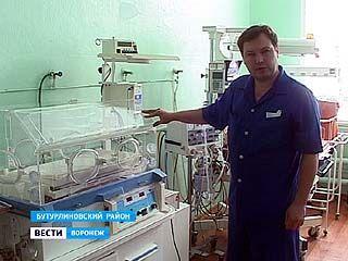 Бутурлиновский роддом снова работает в штатном режиме