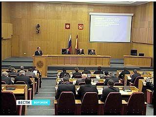 Бюджет региона на 2013 год депутаты облдумы приняли во втором чтении
