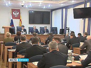 Бюджет Воронежа на следующий год будет с дефицитом