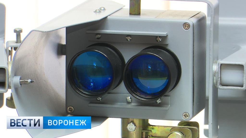 Воронежцам показали роботов-полицейских, готовых охранять заключённых