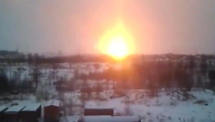 В Воронежской области произошло возгорание газопровода