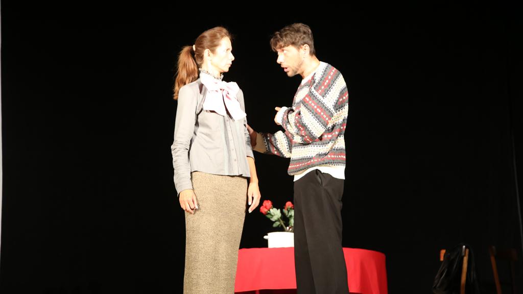 Нововоронежцам показали трогательную театральную постановку Тильзит-театра