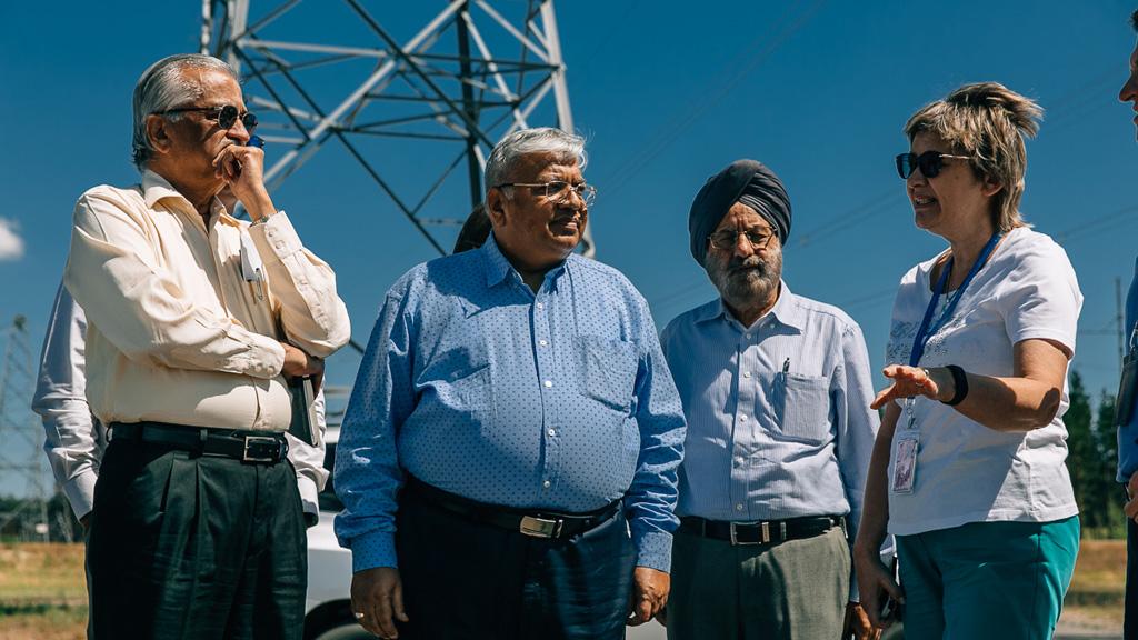 Индийские атомщики посетили Нововоронежскую АЭС для укрепления сотрудничества