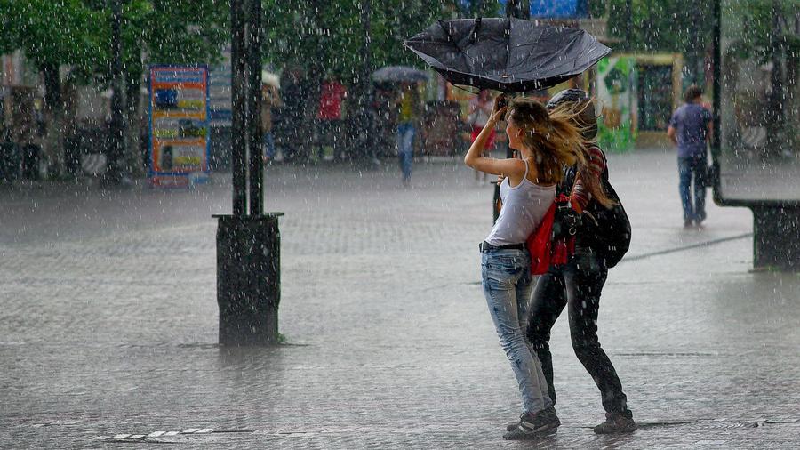 МЧС предупредило о непогоде в Воронежской области