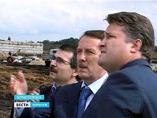 Чем остался недоволен губернатор Алексей Гордеев, посетив Борисоглебск?