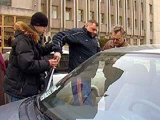 Чемпион России по легкой атлетике Игорь Рогов получил в подарок автомобиль