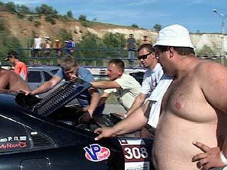 Чемпионат Черноземья по дрэг-рейсингу мог закончиться трагедией