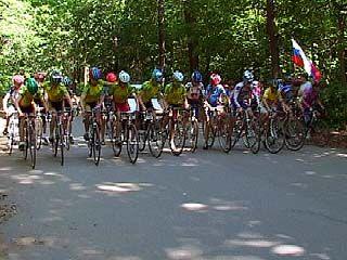 Чемпионат Воронежской области по велоспорту завершается
