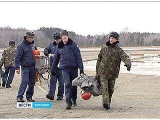 Через несколько дней в Воронеже завершатся масштабные военные сборы