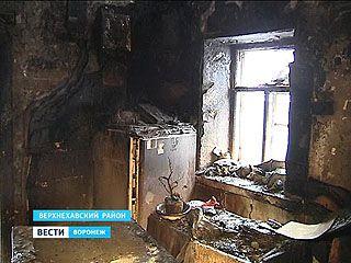 Четверо детей погибли при пожаре в частном доме. Чиновников в Верхней Хаве ждут проверки