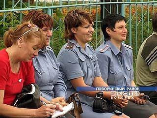 Чиновники Поворинского района объединились в агитбригаду