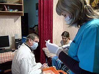 Число заболевших гриппом в Воронежской области растет