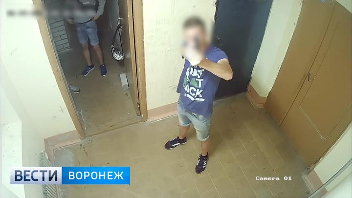 В Воронеже нашли подростков, которые устроили стрельбу в жилом комплексе