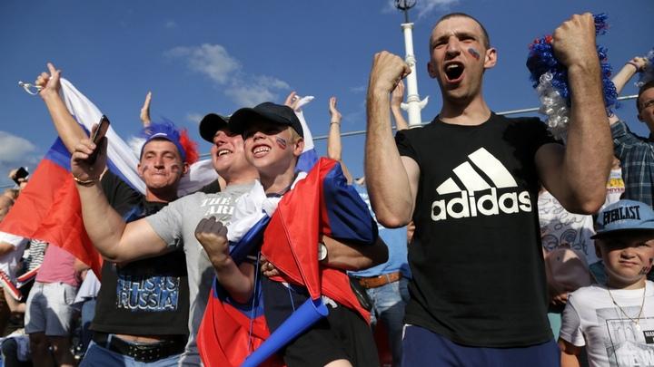Танцы на машинах и сорванные голоса. Как воронежцы отпраздновали победу сборной России