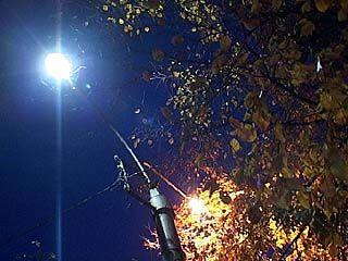 Да будет свет! В Никольском восстановили сети уличного освещения