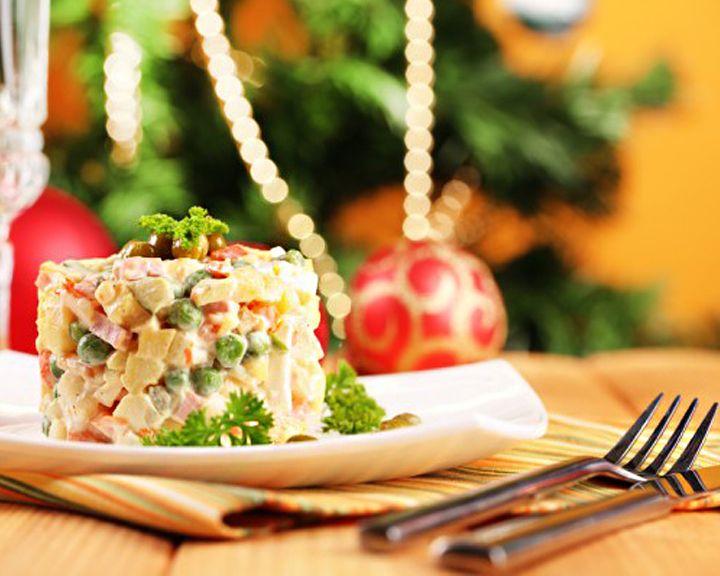 Делать салат «Оливье» в Воронеже весьма выгодно