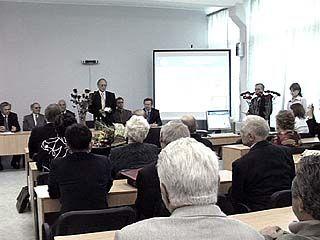 Делегация института военной истории прибыла в Воронеж