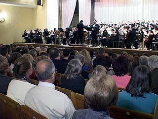 День музыки отметили в Воронежской филармонии