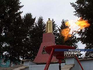 День освобождения от фашистов отмечали в Подгорном