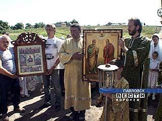 День памяти апостолов Петра и Павла отметили в Павловске