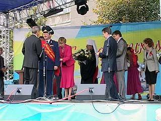 День рождения Воронежа отметил почти миллион гостей