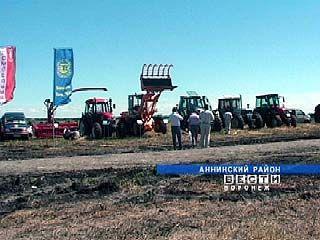 День Воронежского поля прошел в Аннинском районе