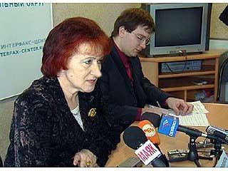 Депутат гордумы Кудрявцева отвечала на вопросы журналистов