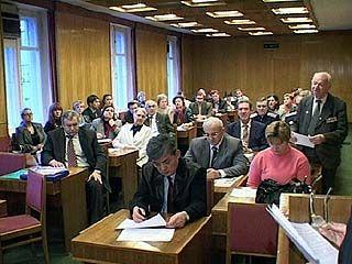 Депутаты Гордумы определят роль Общественной палаты