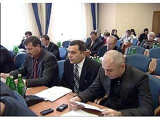 Депутаты гордумы планируют завершить очередную сессию