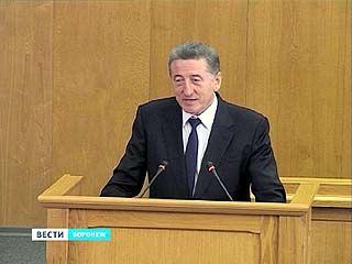 Депутаты избрали нового сенатора от Воронежской области