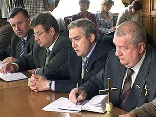 Депутаты облдумы обратятся к председателю Правительства России