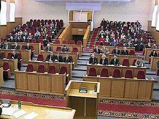 Депутаты обсудят критерии отбора на должность мирового судьи