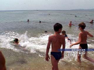 Дети-сироты отдохнули в Крыму