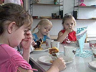 Детсады Центрального района остались без молока из-за форума